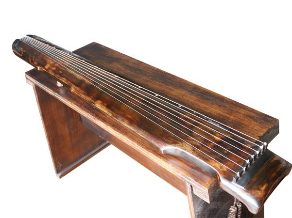 精品百年杉木仲尼式古琴