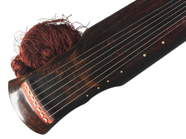 灵机式百年老杉木演奏级断纹古琴
