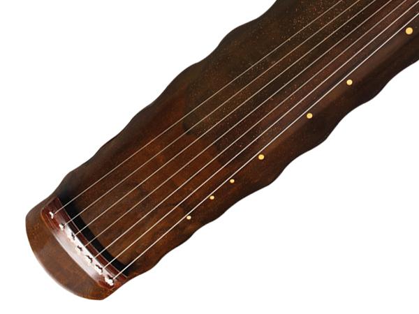 落霞式老杉木演奏级古琴